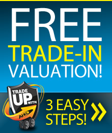 Free Trade-In Valuation | 3 Easy Steps